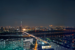 Tokyo's cityscapes4