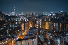 Tokyo's cityscapes2