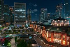 Tokyo's cityscape Ⅲ 1