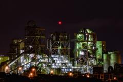 太平洋セメント工場