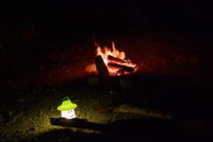 キャンプの愉しみ
