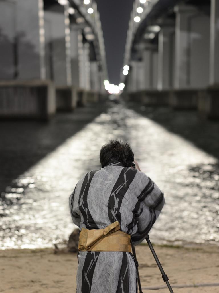 琵琶湖大橋 いいの撮れてますか?