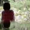青岸寺3 名勝庭園を眺めて