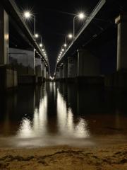 琵琶湖大橋1 西詰