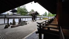 東福寺4 南庭