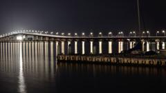 琵琶湖大橋2 東詰