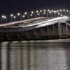 後追い追いの琵琶湖大橋