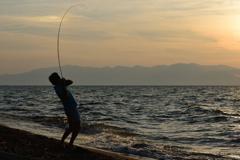 琵琶湖 釣れてますか?