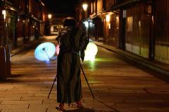 ひがし茶屋街1 Photographer