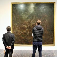 アメリカ人と日本人 (東京国立近代美術館 その3)