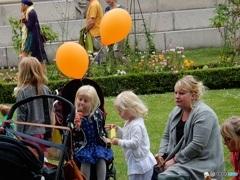 金髪とアイスクリーム (コペンハーゲンの家族 3)