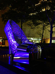現代のシンデレラの靴  モントリオールの夜7