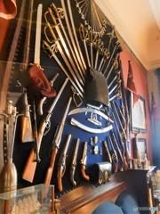 王様のイキがったコレクション (コペンハーゲン 宮殿の壁)