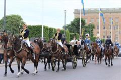 笑わない意味 (スウェーデン王家の行幸 3)