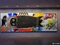 意識の壁 (ワシントンナショナルギャラリーの壁 1)