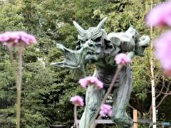 花園のゴブリン (コペンハーゲンの像たち 2)