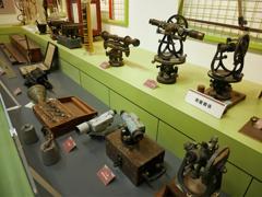 高島石炭資料館の展示物