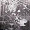 戦後まもなく米軍による調査の際に撮影されたトンネル内の様子