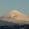 P1190331 11月30日7時7分の富士山
