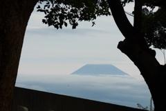P1180624 10月21日 今朝の富士山