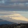 P1250848 1月26日 今朝の富士山