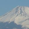P1250883 2月5日 今朝の富士山