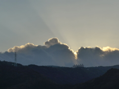 P1120774 ある朝の空