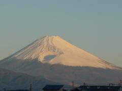 P1120100 10月21日 朝の富士山