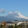 P1250744 12月15日 今朝の富士山
