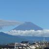 P1250104 10月12日 今朝の富士山