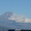 P1250793 1月8日 今朝の富士山