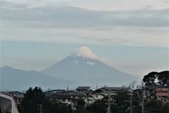 P1270992 (3) 7月13日 今朝の富士山