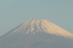 P1250188 10月21日 今朝の富士山
