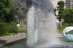 瞬美な噴水公園3