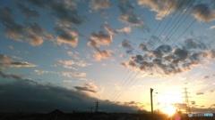 雲ガラケー2