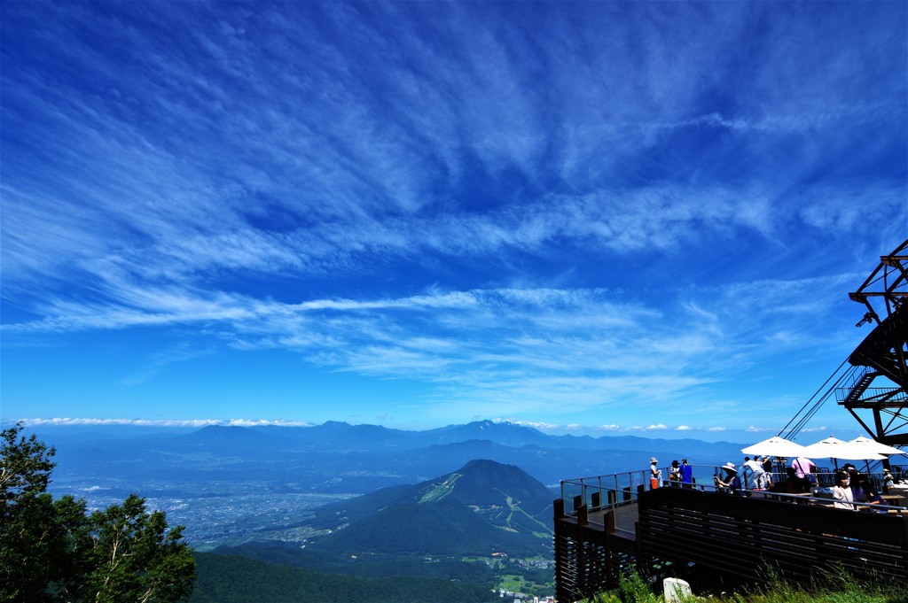 SORA terrace☆.。.:*