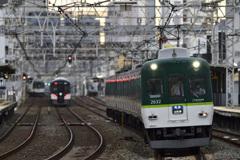 京阪 2632