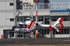EC135 P-2 移動
