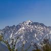 残雪の剣岳2