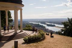 丘の上からの眺め1