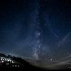 満天の夜空