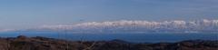 富山湾・北アルプス大パノラマ1