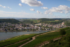 丘の上からの眺め2