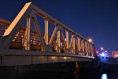 はまこれな風景 新港橋梁