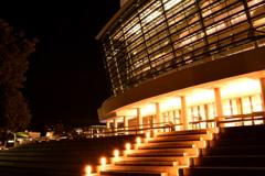 Night Shoot 散歩 in 臨港パーク