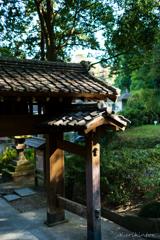 日本の秋・浄智寺