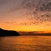 江ノ島の夕暮れ 自粛中につき蔵出し現像