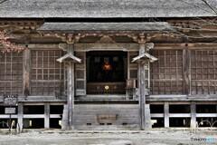 毛越寺(常行堂)
