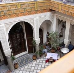 異空間 Riad Sara
