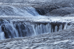 滝めぐり③吹き割の滝♪2